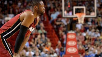 Dwyane Wade Will Not Play In All-Star Game Due To Hamstring Injury