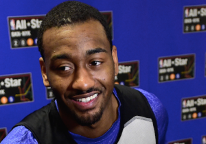 Media Darling John Wall Says Negative Reporter Coverage Is 'Part Of Their Job'