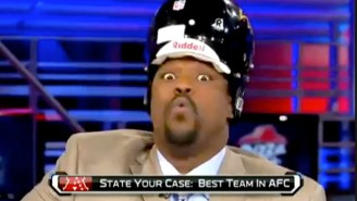 Warren Sapp Has Been Fired From The NFL Network After His Arrest For Solicitation