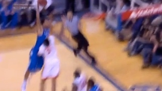 Dunk Of The Year? Willie Cauley-Stein Embarrasses Devin Robinson