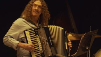 Weird Al Yankovic vs. JK Simmons in 'Whiplash': Bloodiest Polka Ever
