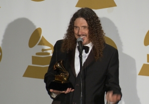'Weird Al' Yankovic is thankful for Patton Oswalt's shout-out for his Grammy win