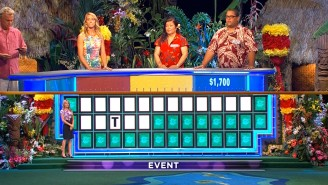 Watch This 'Wheel Of Fortune' Contestant Remarkably Solve A Puzzle With Just One Letter