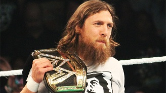 Daniel Bryan Wasn't Cleared To Wrestle By WWE Until The Day Before His Return Match