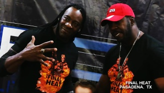 Harlem Heat Teamed Up To Humble Suckas For The First Time In 15 Years This Weekend