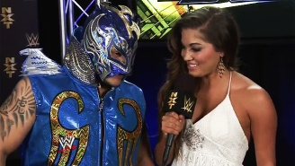 Oh, Fabulous: The Latest Reddit Rumor Is That Kalisto Could Get A Gay Hairdresser Gimmick