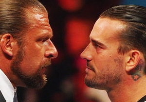 Triple H And Shawn Michaels Teamed Up To Bury CM Punk During His WWE Tryout