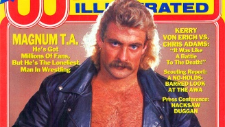 Retro Wrestlemag Recap: Magnum TA, The Sexiest And Loneliest Man In Wrestling