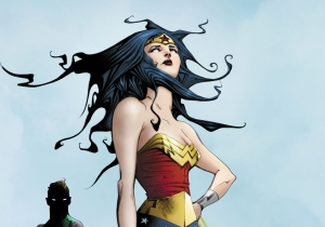 Interview: Bringing teenage Wonder Woman to life with James Tynion IV and Noelle Stevenson