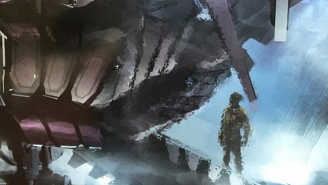 Bryan Singer Dropped Some Mysterious 'X-Men: Apocalypse' Concept Art On Instagram
