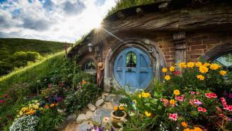 Spain Wants To Build A 'Hobbit'-Like Theme Park