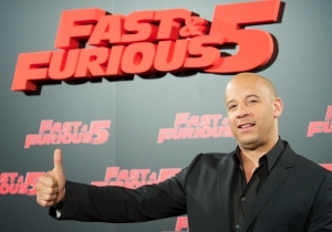 Vin Diesel Says The 'Fast & Furious' Franchise Was Influenced By 'Dungeons & Dragons'