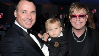 Elton John Rips Dolce & Gabbana After The Gay Duo's Shocking Comments About Same-Sex Families
