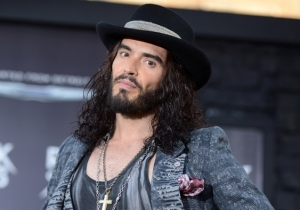 Russell Brand Skipped The Premiere Of His 'Uncomfortable To Watch' Documentary At SXSW