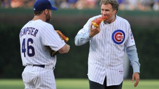 Will Ferrell Is Going To Spring Training To Play All Nine Positions In Multiple Baseball Games