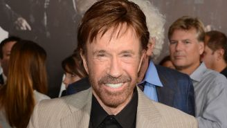 Chuck Norris Outs Himself As A 'Covert Chemtrailing' Conspiracy Theorist