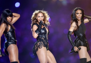 Destiny's Child Reunited To Perform Last Night At The Stellar Awards In Las Vegas