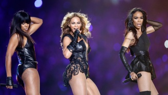 Destiny's Child Reunited To Perform Last Night At The Stellar Awards In Las Vegas