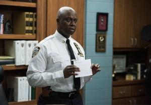 'Brooklyn Nine-Nine' exclusive: Captain Holt solves the brain-teaser