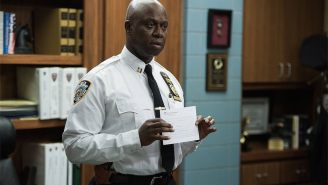 'Brooklyn Nine-Nine' exclusive: Captain Holt solves the brain-teaser