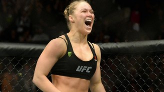 Watch Ronda Rousey's Incredible 14 Second Victory Over Cat Zingano