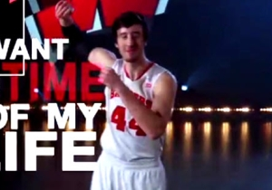 Frank Kaminsky Did The 'Carlton Dance,' And It Was Pretty Damn Good
