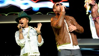 These Deposition Videos From The 'Blurred Lines' Lawsuit Show An Uncomfortable Pharrell
