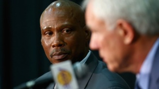 Byron Scott Says Lakers Brass Told Him He's 'Doing A Great Job'