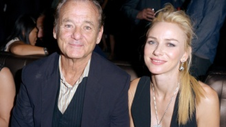 Naomi Watts Revealed Herself To Be One Of The Few People With Bill Murray's Phone Number