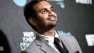 Aziz Ansari Discussed The Backlash To His Comments On Feminism