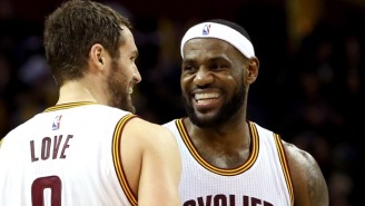 LeBron James Finds No 'Fault' After Kevin Love Backs Russell Westbrook For MVP