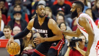 Dwyane Wade Thinks James Harden Is The MVP