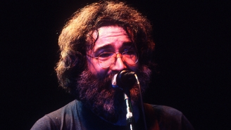 San Francisco Police Might Be Sitting On A Briefcase Full Of Unreleased Jerry Garcia Songs