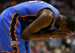 Thunder GM Sam Presti Describes Kevin Durant Trade Rumors As 'Ludicrous'