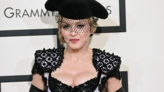 Madonna Is Calling BBC Radio 'Ageist' For Not Playing Her New Song 'Living For Love'