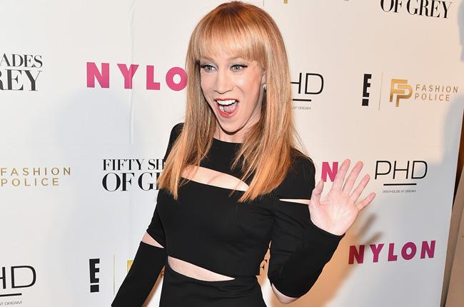 E! Fashion Police And NYLON Kickoff NY Fashion Week With 50 Shades of Fashion In Celebration Of Fifty Shades Of Grey - Arrivals