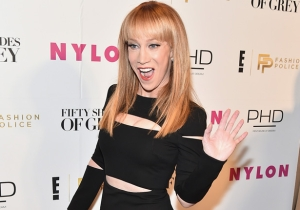 Kathy Griffin Says She Wouldn't Have Made The Zendaya Joke On 'Fashion Police'