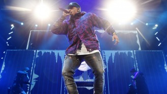 Watch Chris Brown Teach His Young Nephew 'These Hoes Ain't Loyal'