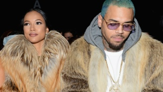 Chris Brown's Girlfriend Just Dumped Him Over Twitter After Hearing He's A Baby Daddy