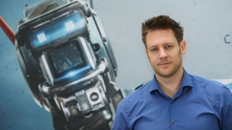'Chappie' Director Neill Blomkamp: 'I'm Not Sure I'm A Film Director'