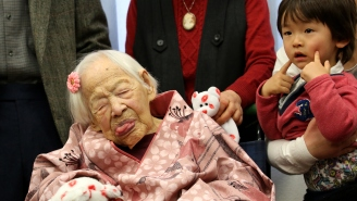 World's Oldest Person Doesn't Know Why She's So Old