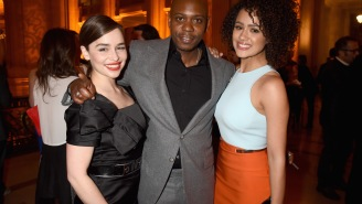 Dave Chappelle Used The Ol' 'I Love Those Dragons' Line On Emilia Clarke