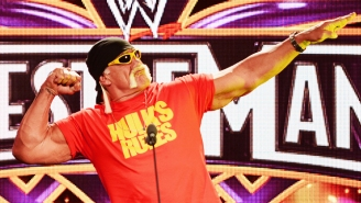 Hulk Hogan Has Resorted To Flyering Outside Of WWE Live Events