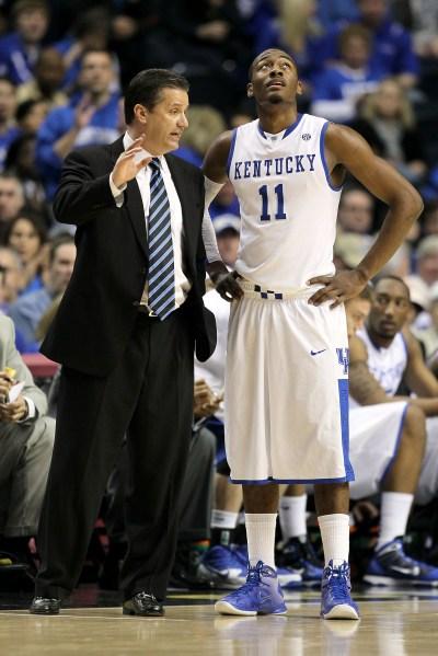 SEC Basketball Tournament - Alabama v Kentucky
