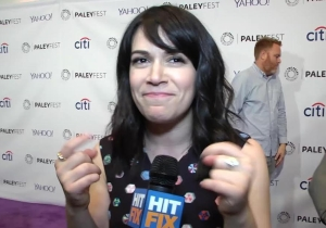 Abbi Jacobson on the fun of picking guest stars for 'Broad City'