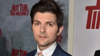 We Are Finally Getting A Krampus Movie And Adam Scott Is Going To Star In It