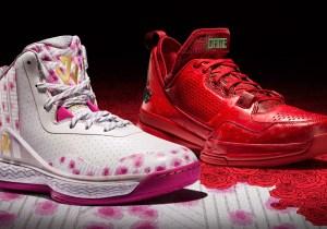 adidas Unveils 'Florist City Collection' For Damian Lillard And John Wall