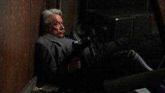 Interview: 'Agents of S.H.I.E.L.D.' guest star Edward James Olmos