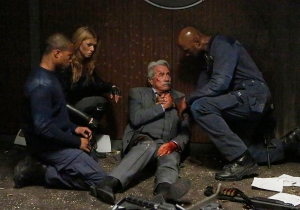 Review: 'Marvel's Agents of SHIELD' – 'One Door Closes': Home invasion