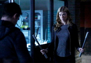Review: 'Marvel's Agents of SHIELD' – 'Who You Really Are': Blue man group